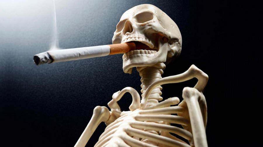 Deadly Diseases Caused By Smoking
