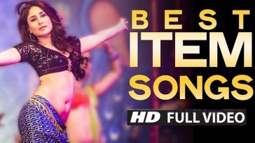 Bollywood Item Songs Ever