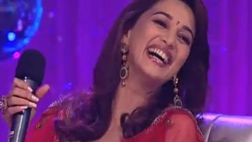 Madhuri Dixit the Hot Actress