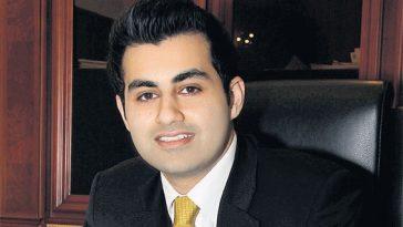 Pakistani Richest People Khizer Schon