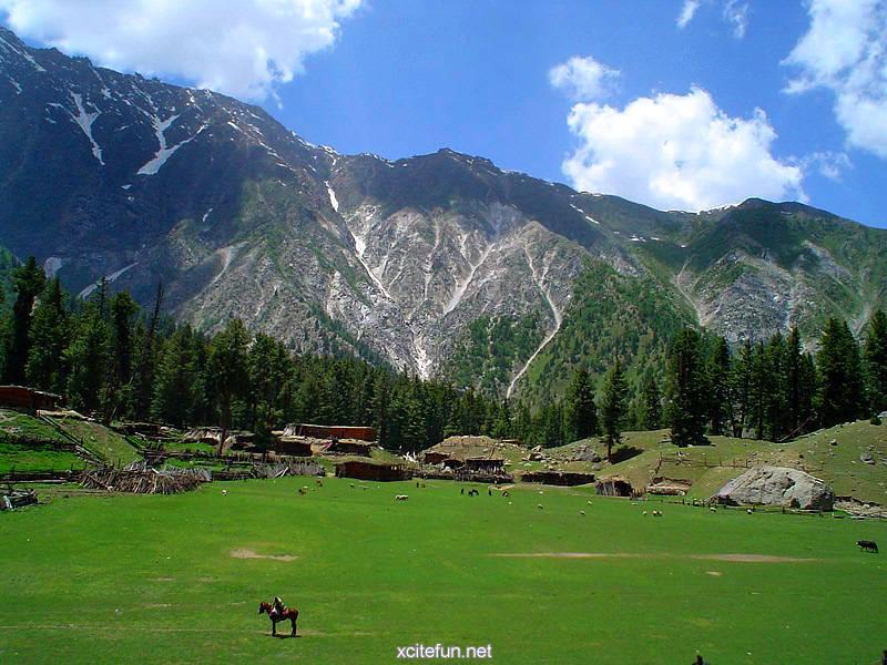Beautiful Natural Scenes Of Pakistan