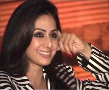 Most Iconic Bollywood Actress Sridevi
