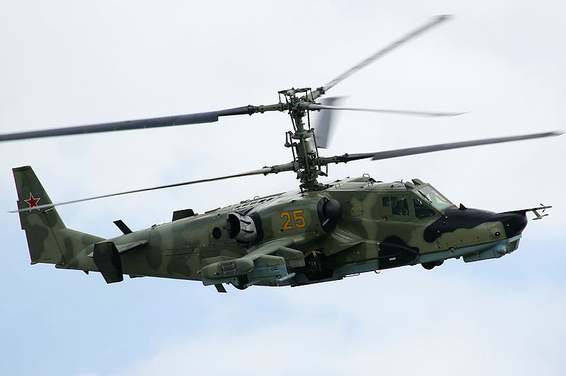 10 Best Attack Helicopters in The World