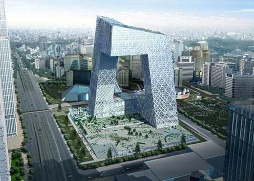 CCTV Headquarters – China