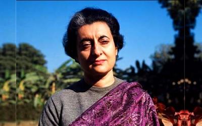 Indira Gandhi: India