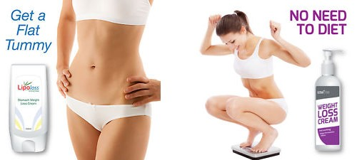 Lose Weight Using Slimming Creams