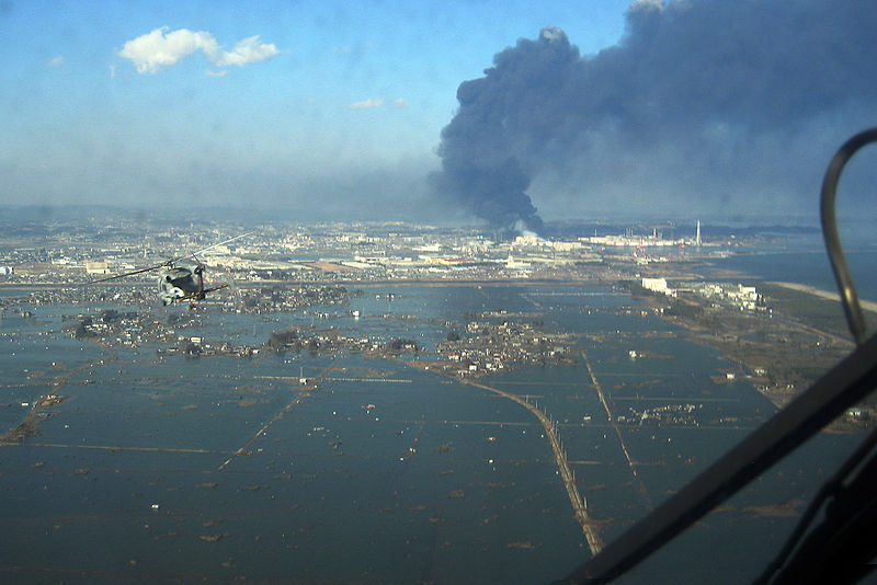 Tohoku Earthquake and Tsunami, Japan