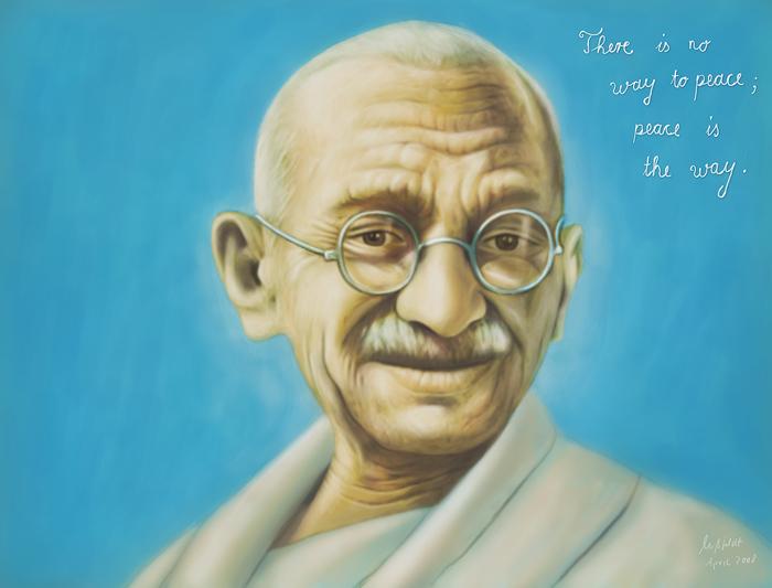 Mahatma Gandhi: India