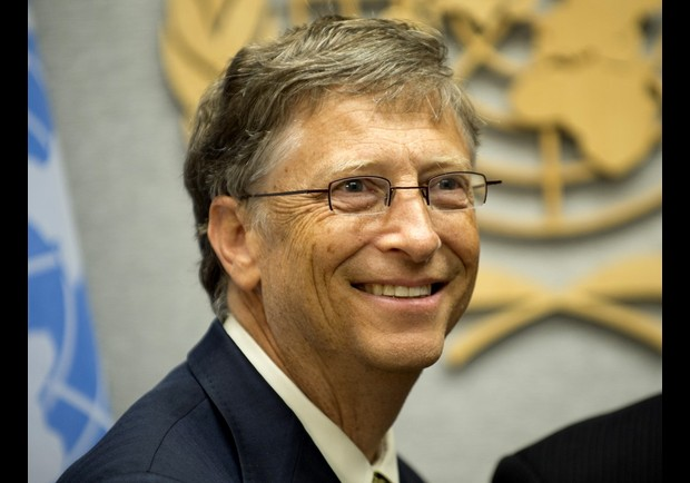 Bill Gates Cochair, Bill & Melinda Gates Foundation