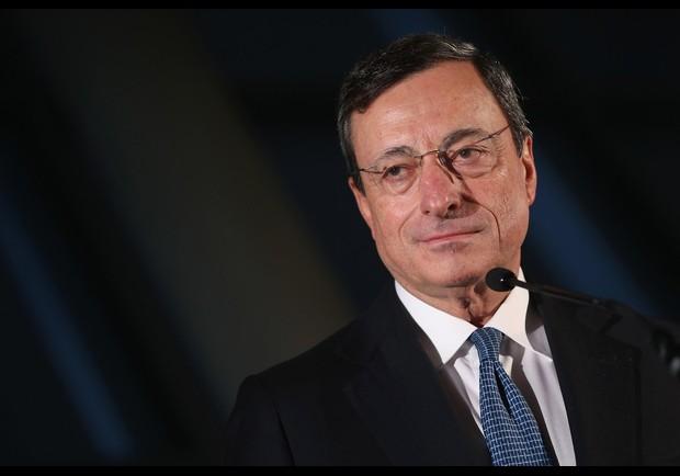 Mario Draghi President, European Central Bank