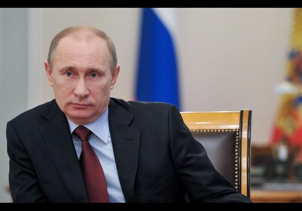 Vladimir Putin President, Russia