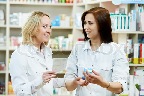 women pharmacists