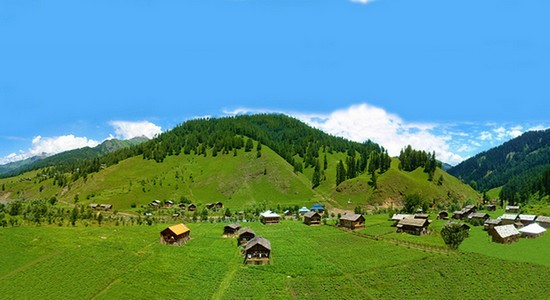 Arang Kel, Neelum Valley - Beautiful Places To Visit