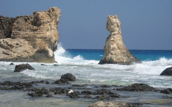 Coast near Marsa Matruh - Egypt