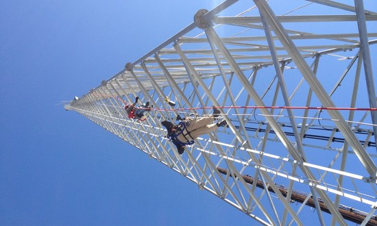 Communications-Tower Climbing