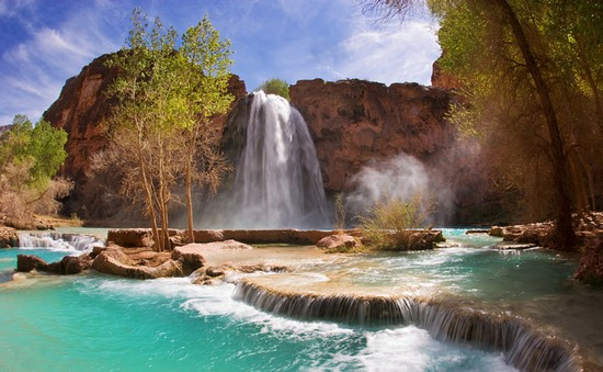 Havasu Falls - Grand Canyon National Park
