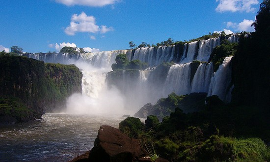 Top 10 Greatest Waterfalls