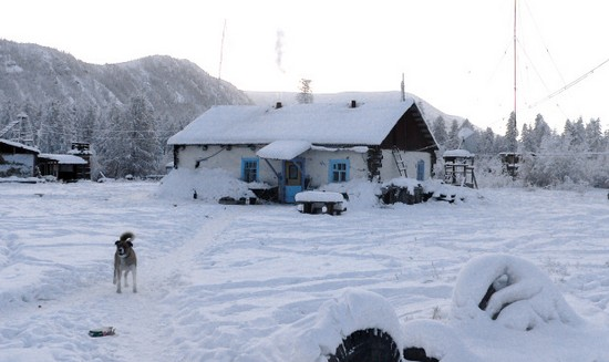 Oymyakon - Russia coldest places in the world
