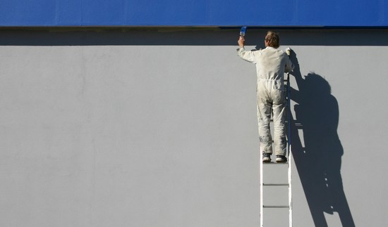 Painter Dangerous Jobs