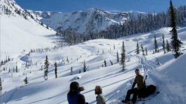 Rogers Pass, Montana, USA