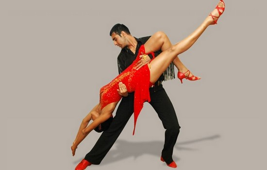 Salsa Couple Dance