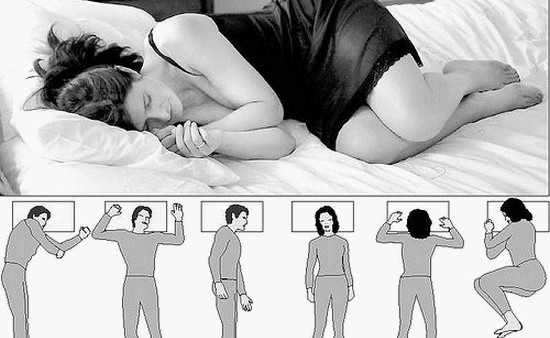 Sleeping Position