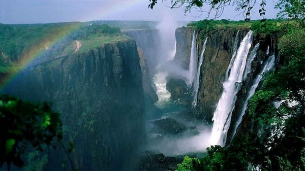 Top 10 Greatest Waterfalls In The World