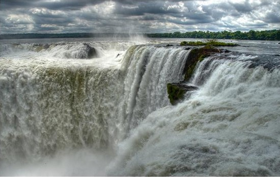 Vinnufossen Falls