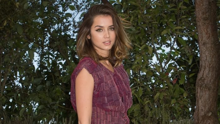 Ana de Armas Hottest Hollywood Actress 2018