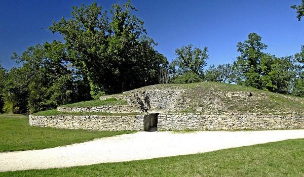 Oldest Buildings Tumulus of Bougon