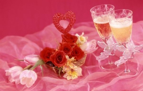 First Valentine's