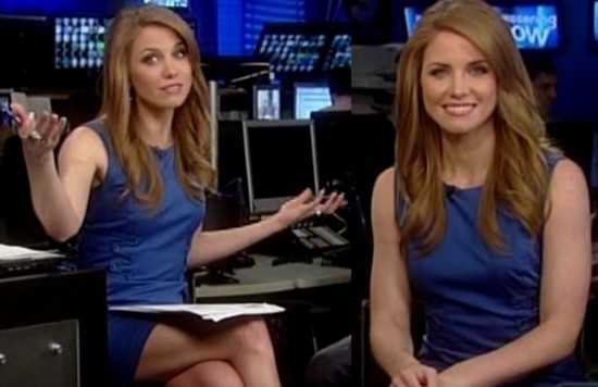 Jenna Lee Hottest Women News Anchors