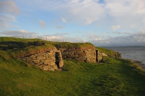 Knap of Howar, Scotland