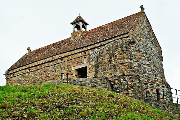 La Hougue Bie Oldest Buildings