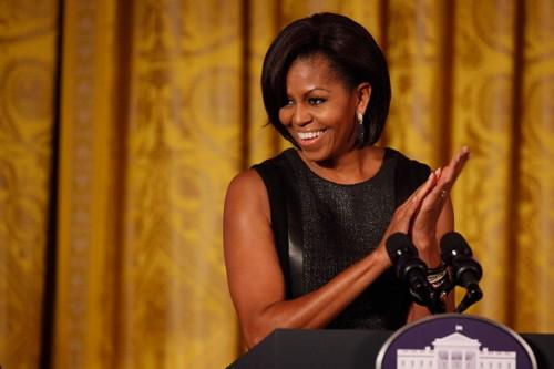 Michelle Obama's Classic Cut