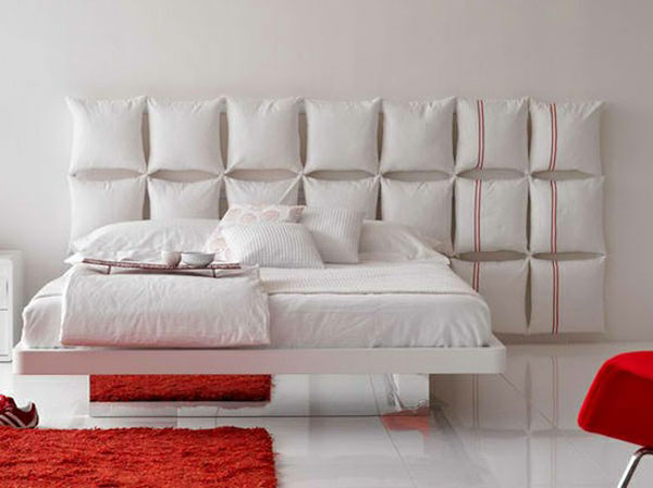 Pillows Headboard