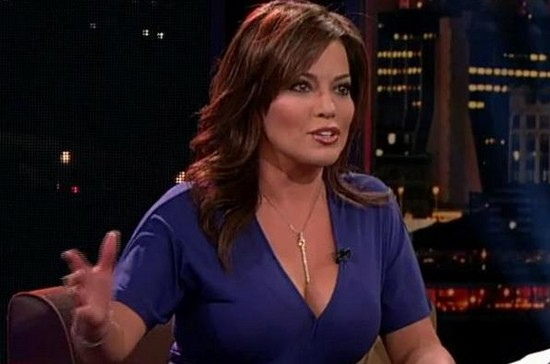 Hottest Women News Anchors