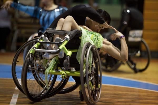 Romance on Wheelchair