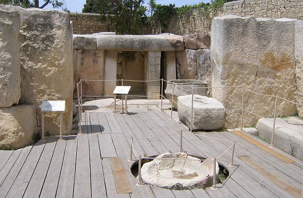 Tarxien temple Oldest Buildings