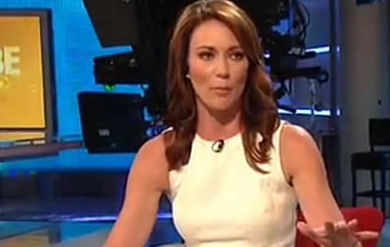 Brooke Baldwin Hottest Women News Anchors. Network: CNN, CNN Newsroom Part 23