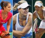 hottest female tennis players 2018