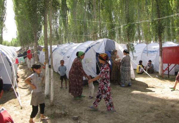 refugees in Uzbekistan