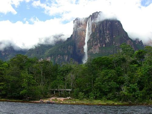 Top 10 Highest Waterfalls