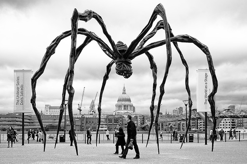 Louise Bourgeois & # 39; Spider