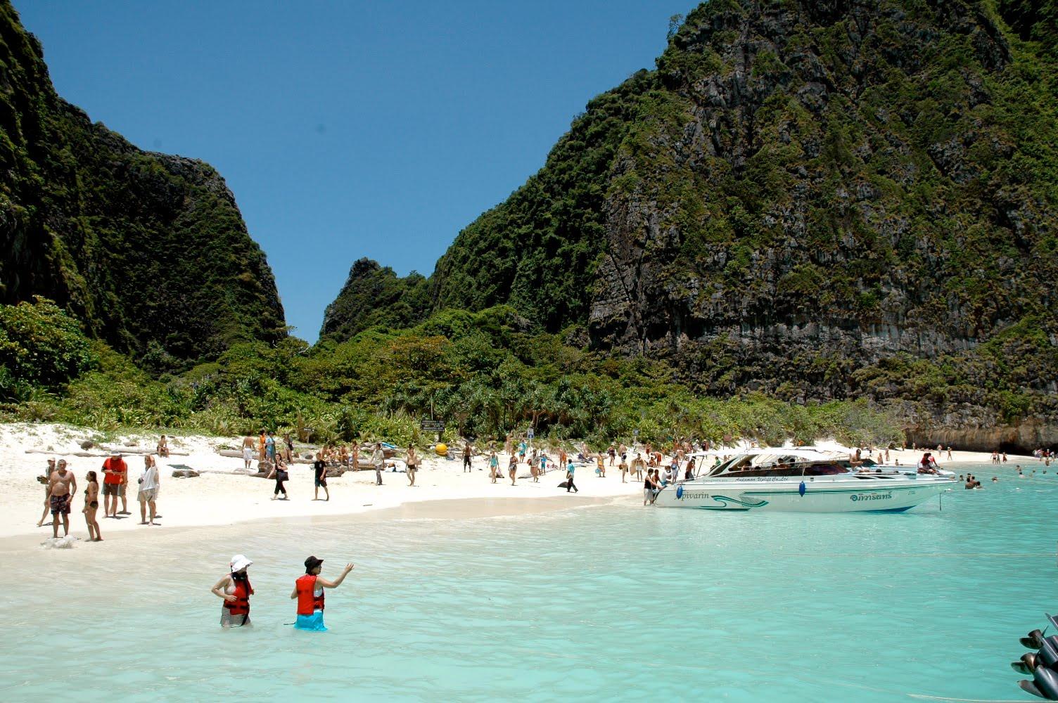 Maya Bay Ko Phi Phi