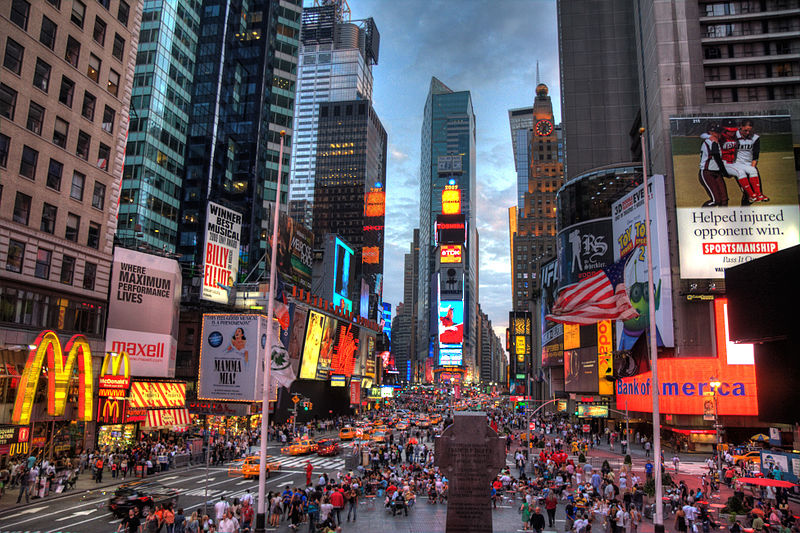10 best tourist attractions in u s a for Top ten attractions new york