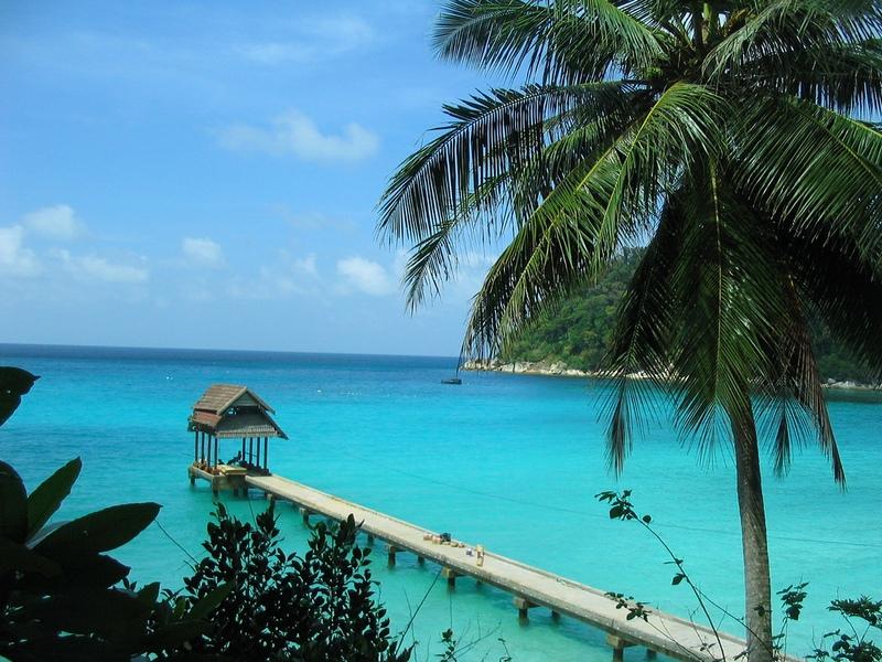 Pulau Perhentian Kecil Malaysia
