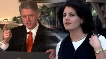 The Lewinsky scandal