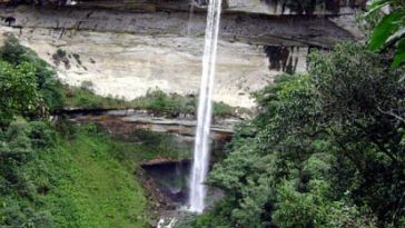 Cataratas las Tres Hermanas