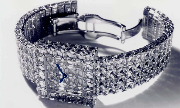 Chopard Super Ice Cube, $1.1 million.